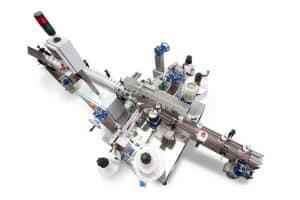 LWA120 Wrap Around Labelling Machine 01 Shemesh Automation
