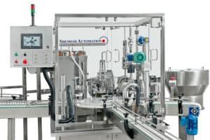 Sambax Fill and Cap machine for Vials Shemesh Automation 02