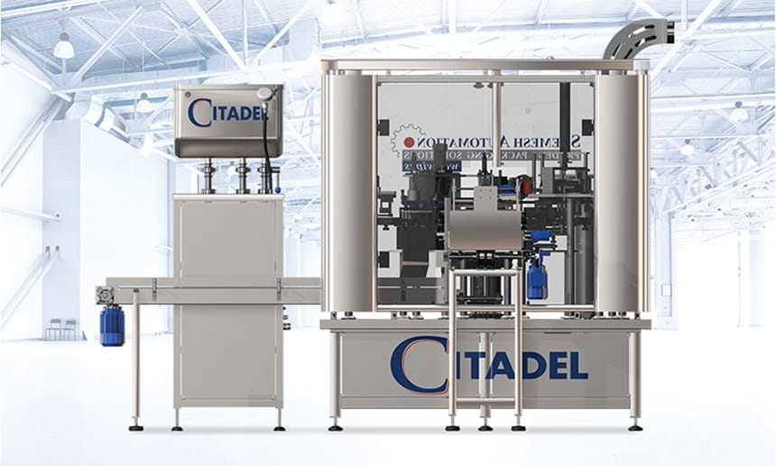 Citadel Packaging Automation Monoblock Series Shemesh Automation