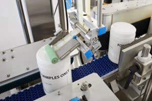 Universal Wraparound Labelling Machine Shemesh Automation 01