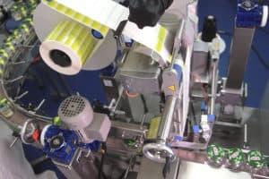 Universal Wraparound Labelling Machine Shemesh Automation 14