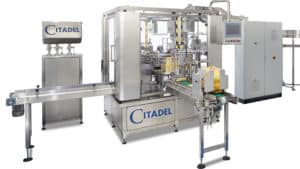 Citadel Liquid Filling Machines Shemesh Automation