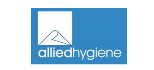Allied Hygiene logo liquid filling machines shemesh automation
