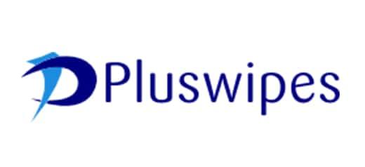 Pluswipes logo liquid filling machines shemesh automation