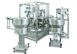 SAMBAX Liquid Filling Machines Shemesh Automation