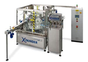 Xpander+ Liquid Filling Machines Shemesh Automation