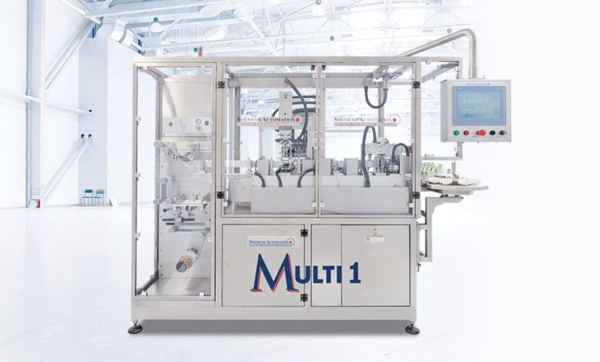 Shemesh Multi-1 sachet filling machine