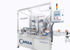 Capula-Capper-machine