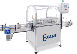EXANE rinsing machine