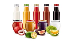 Food liquid filling machines