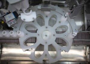 Capper Overhead Shemesh Automation