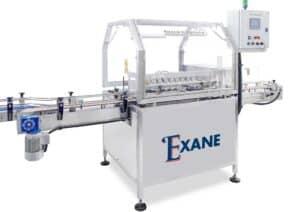 EXane Rinsing machine Shemesh Automation