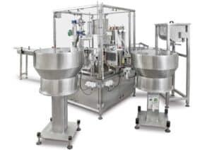 SAMBAX Liquid Filling Machines Shemesh Automation