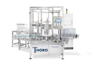 Thoro Liquid Filling Machines Shemesh Automation