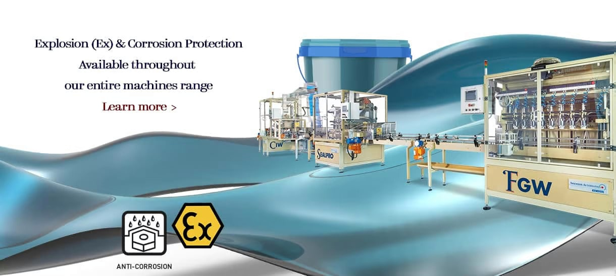 Explosion (EX) and Corrosion Protection Shemesh Automation